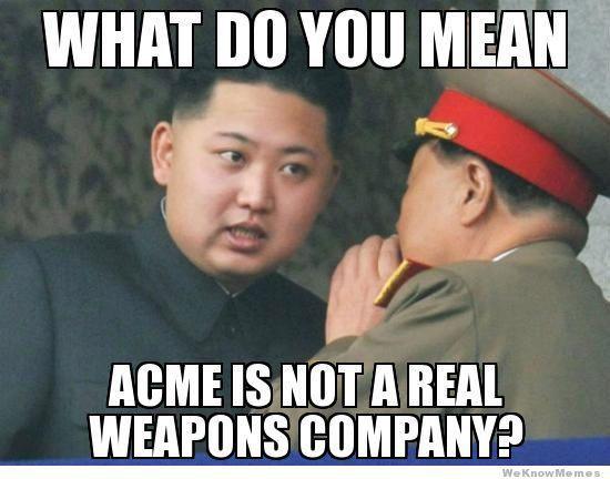 north korea and kim jong un late night jokes