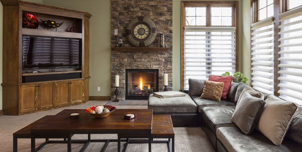Surprising Benefits Of Decorating In The Right Colors - Perfect color for living room
