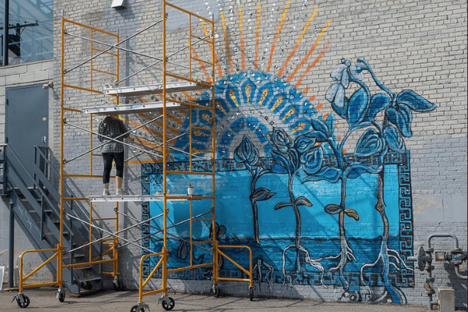 Buffalo Graffiti