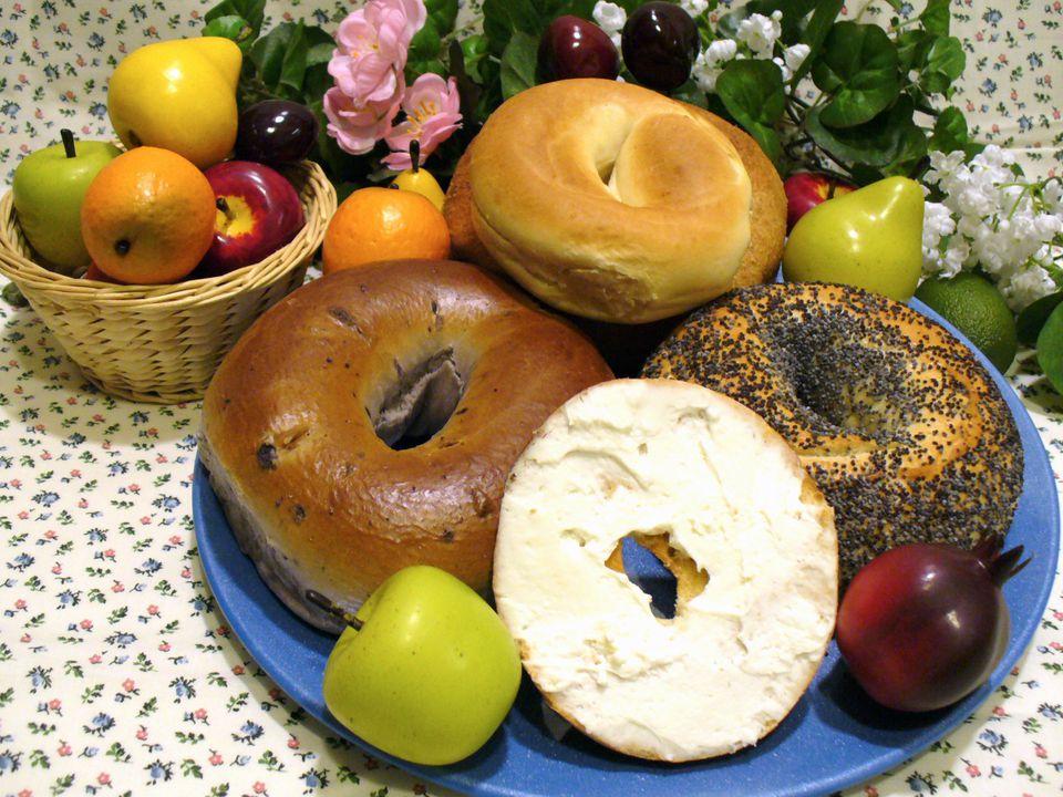 bagels, recipes, yeast, bread, doughnut, receipts