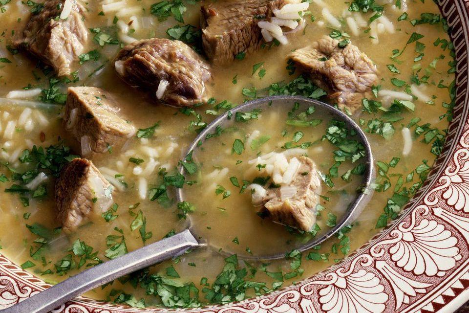 Serbian Soup