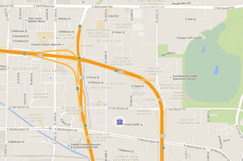 Where Do The Scorpions In Phoenix Live Here Is A Map