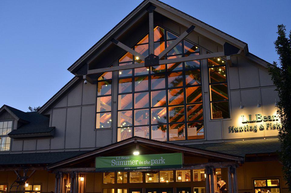 L.L. Bean Freeport Flagship Store