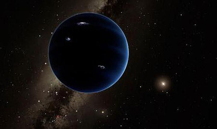 a possible ninth planet