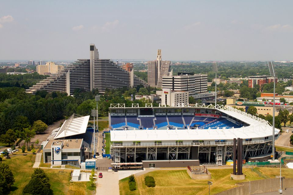 10 Things To Do In Montreals Olympic Park Include Visiting Saputo Stadium