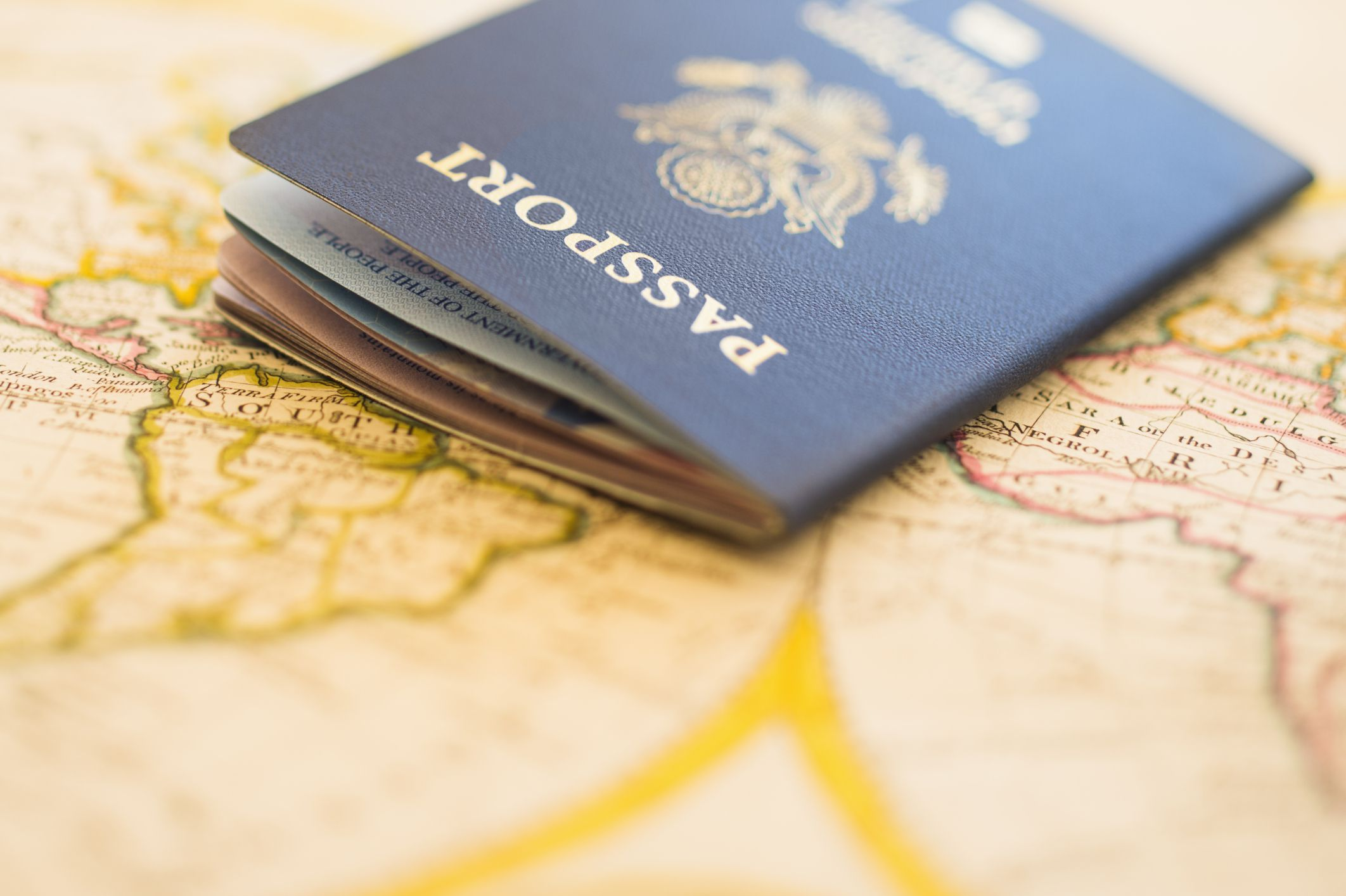 How to Find Your Nearest US Passport fice