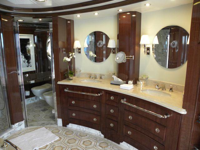 Marina Owner's Suite Bathroom