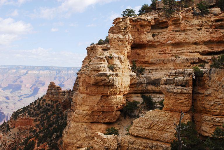 The Kaibab from South Kaibab Trail