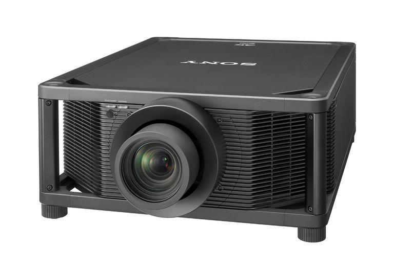 The Sony VPL-W5000ES Video Projector With Laser Light Source