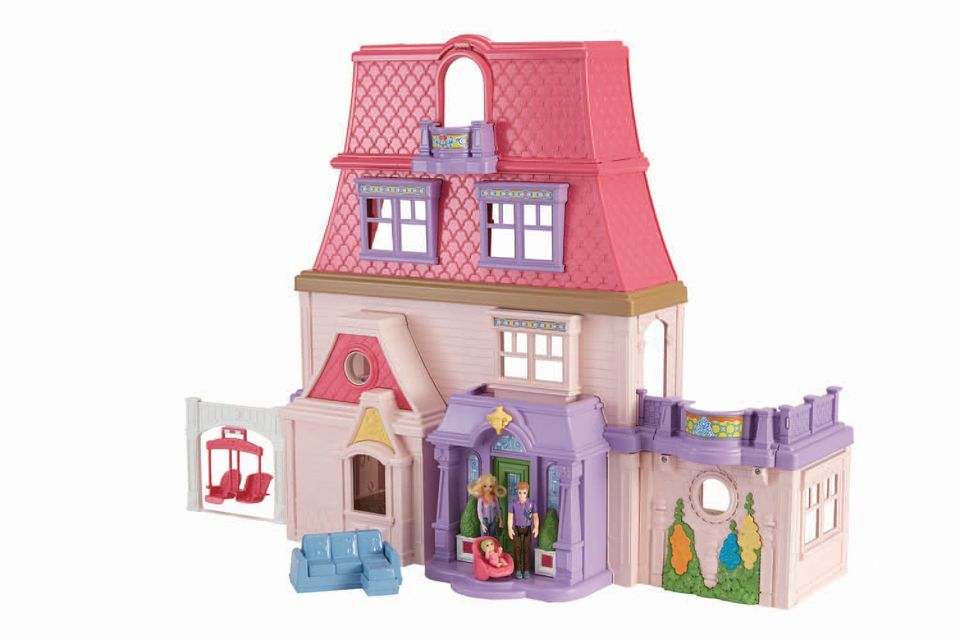 Fisher Price Loving Family Victorian Dollhouse