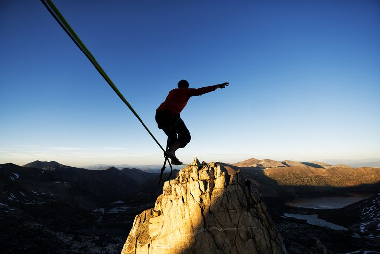 The Annuity Industry Acts Like Direct Sales are Akin to Walking a Slackline. Not So!