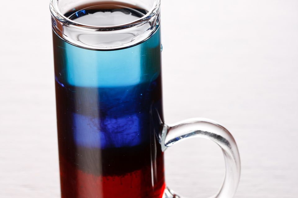 Red White and Blue Shooter