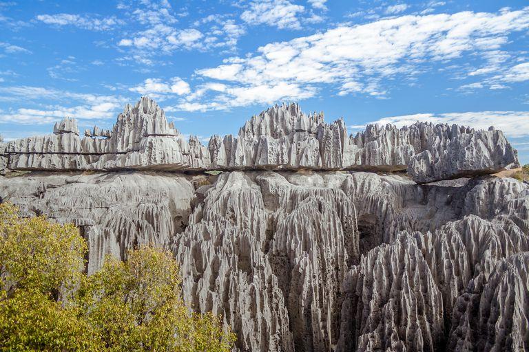 The great Tsingy de Bemaraha