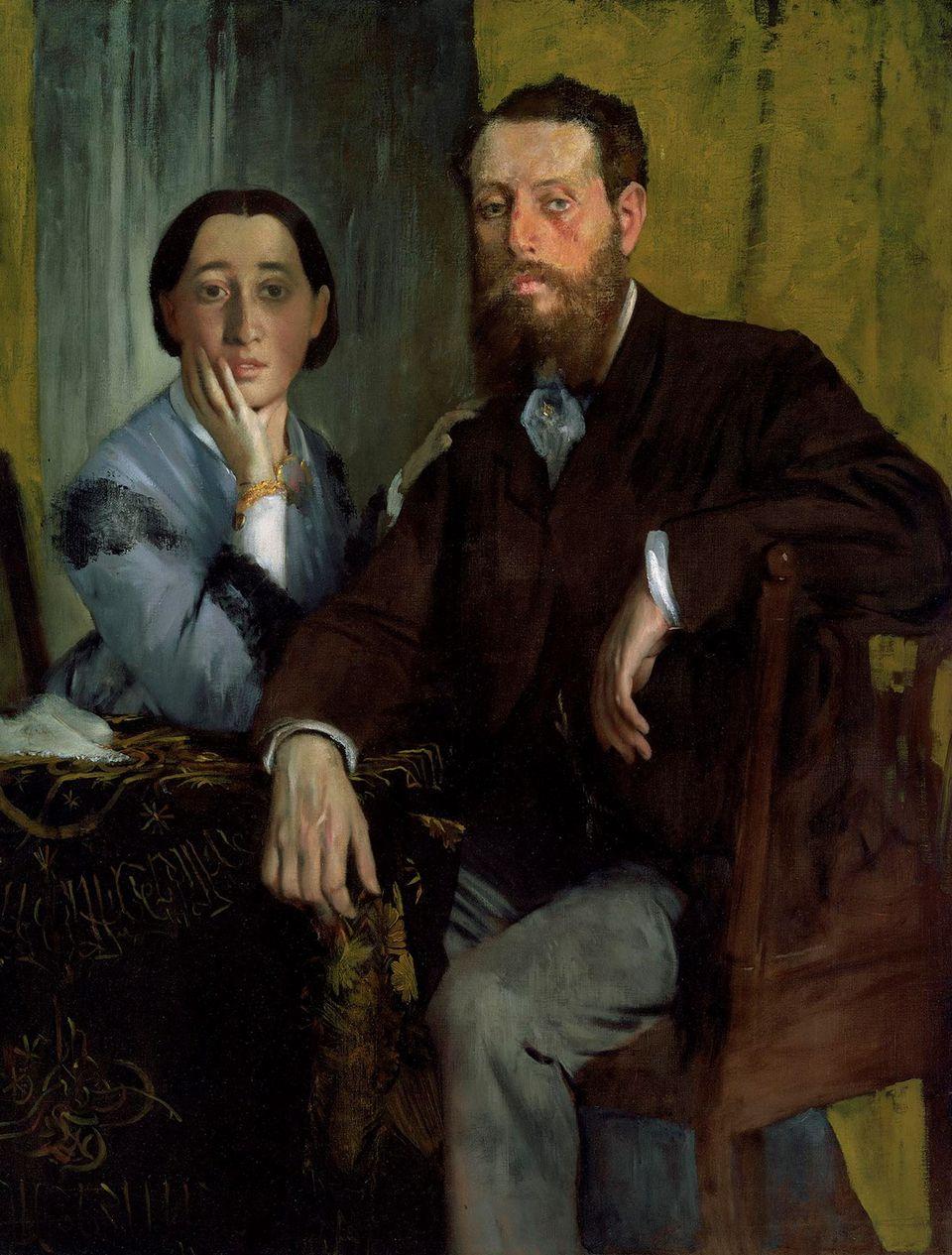 Degas: A New Vision MFA Houston