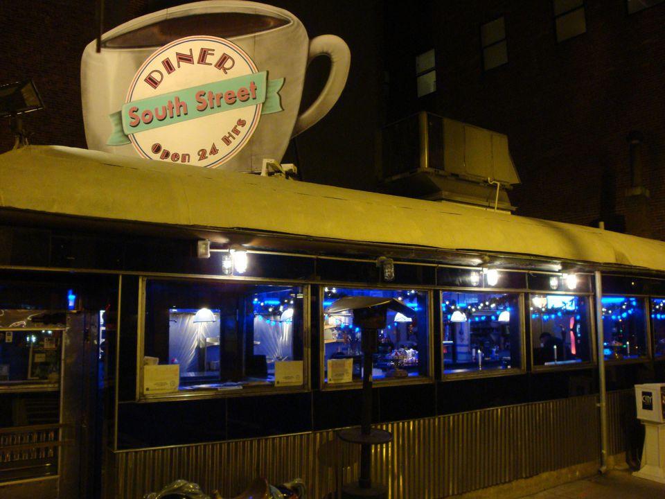 South Street Diner, Boston