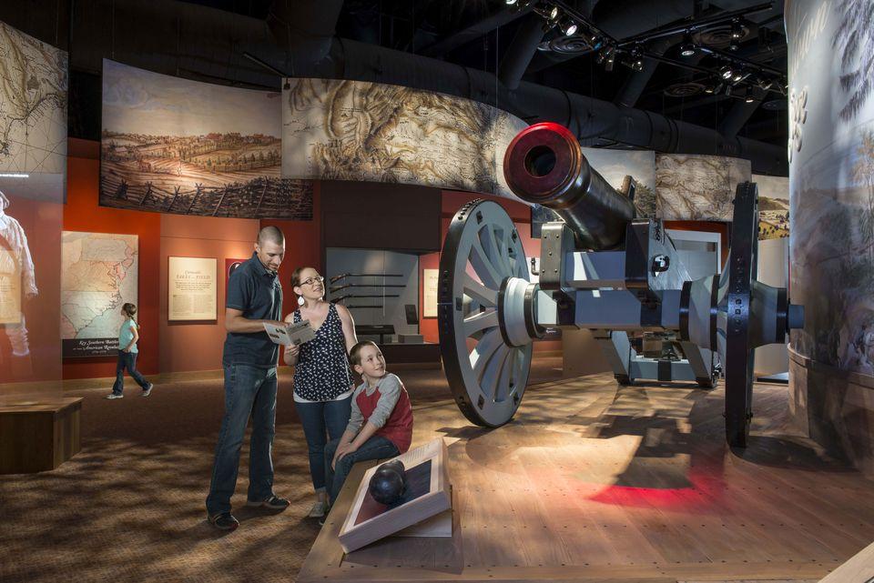 American Revolution Museum at Yorktown