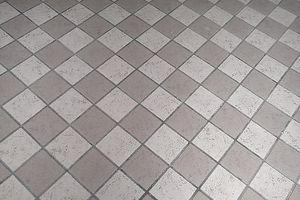 Ceramic tile installation