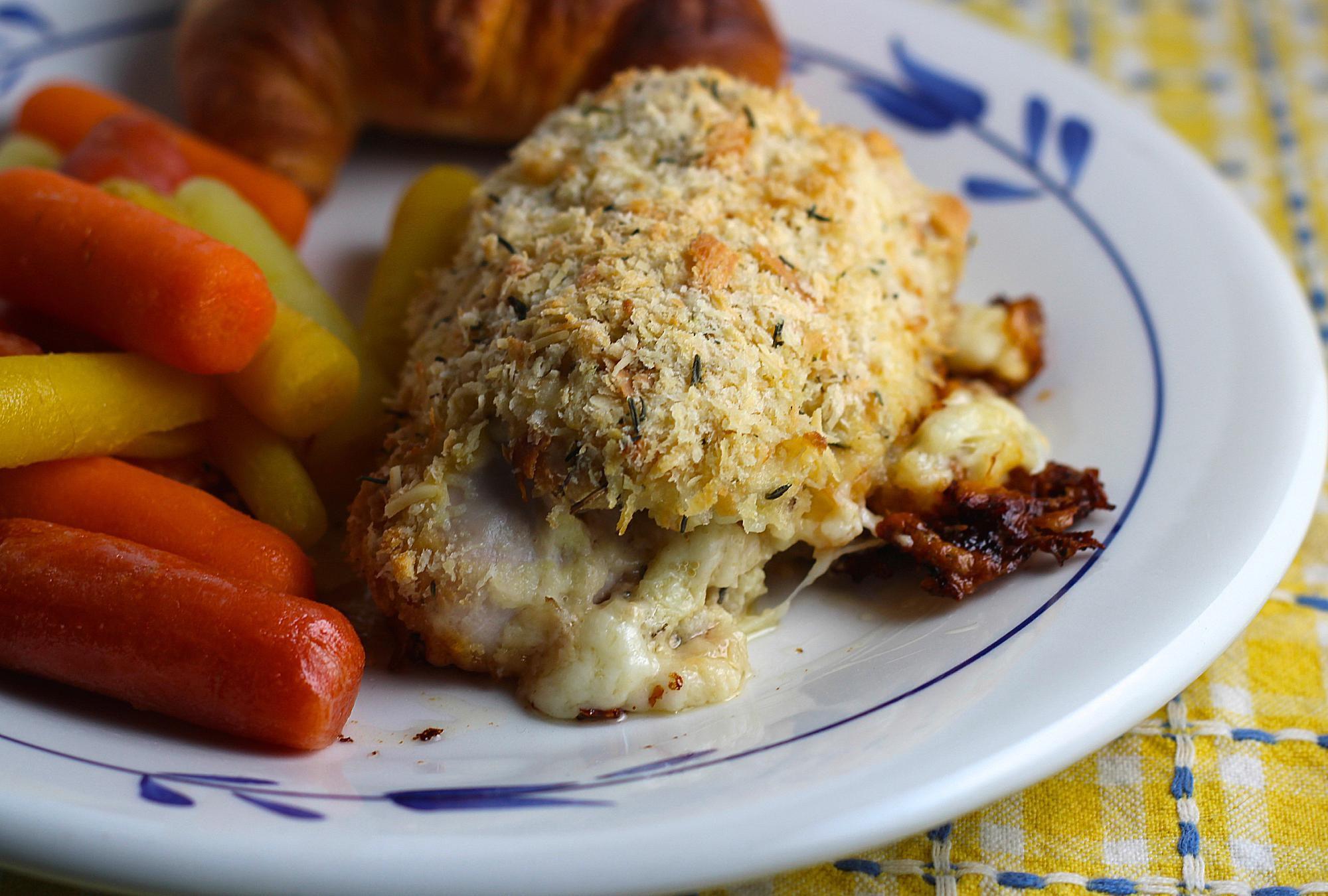 Turkey Cordon Bleu Is An Easy And Fabulous Recipe