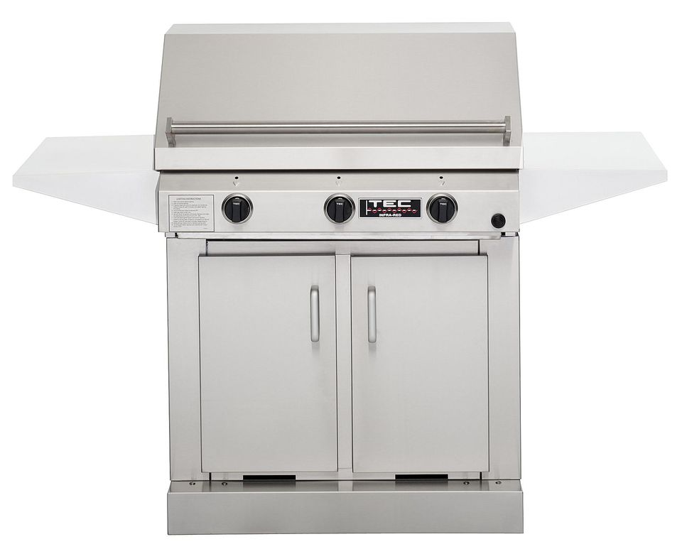 TEC Sterling III FR Infrared Gas Grill