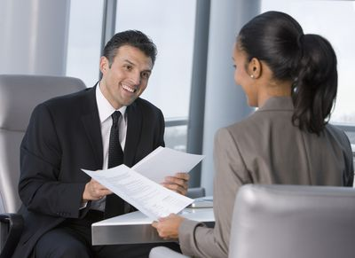 5 tips for handling a first interview - Management Interview