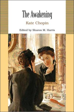 an analysis of eveline in kate chopins the awakening Feminism essay feminism in the western world kate chopin's the awakening the awakeining by kate chopins.