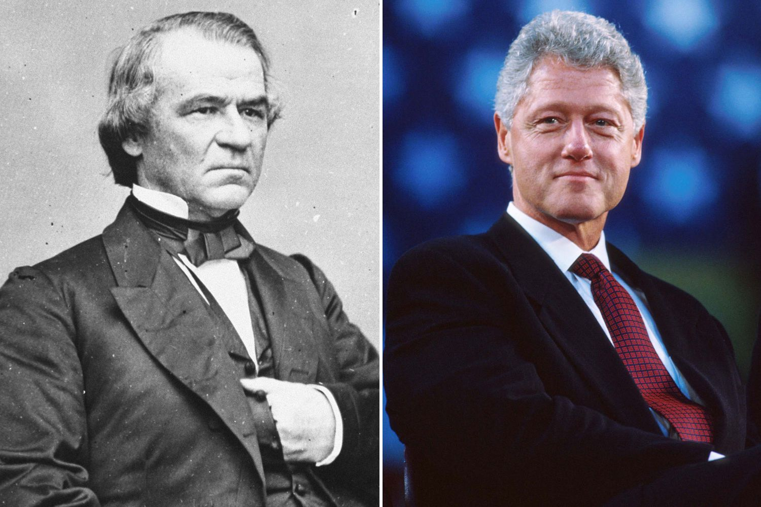 Presidents Who Were Impeached - List