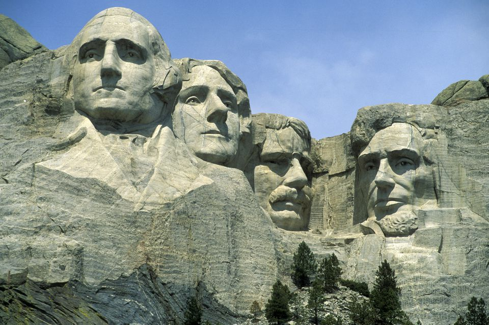 Visit mount rushmore without leaving your home for Mount rushmore history facts
