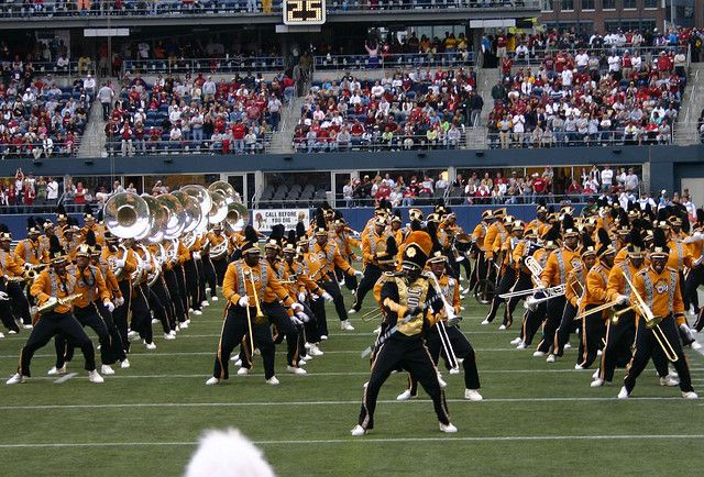 Grambling State Marching Band