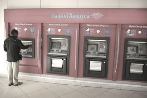 If an ATM Eats Your Deposit, Contact Your Financial Institution Immediately