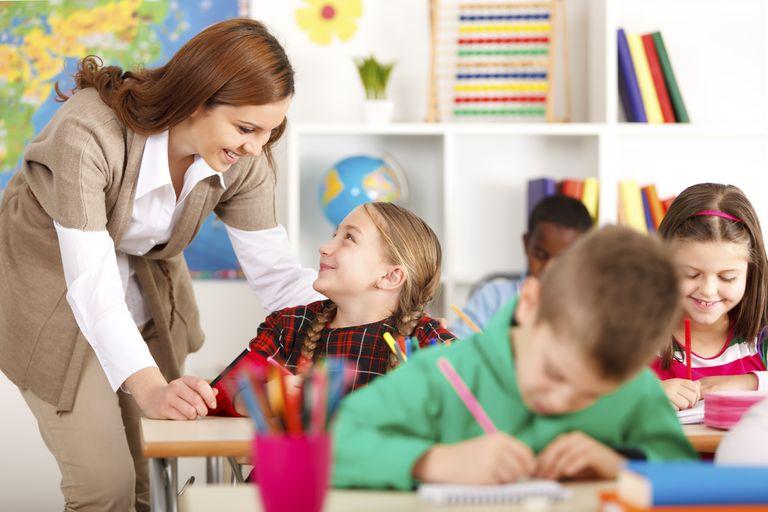 Teaching creative writing elementary students