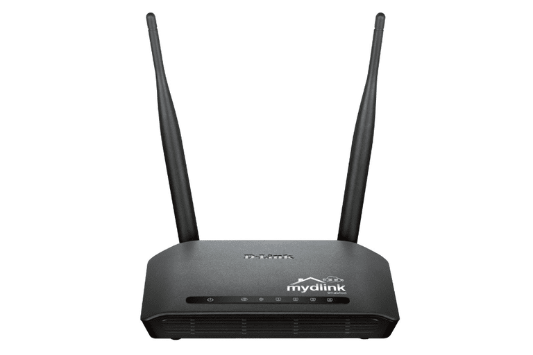 Picture of a D-Link DIR-605L Wireless Router
