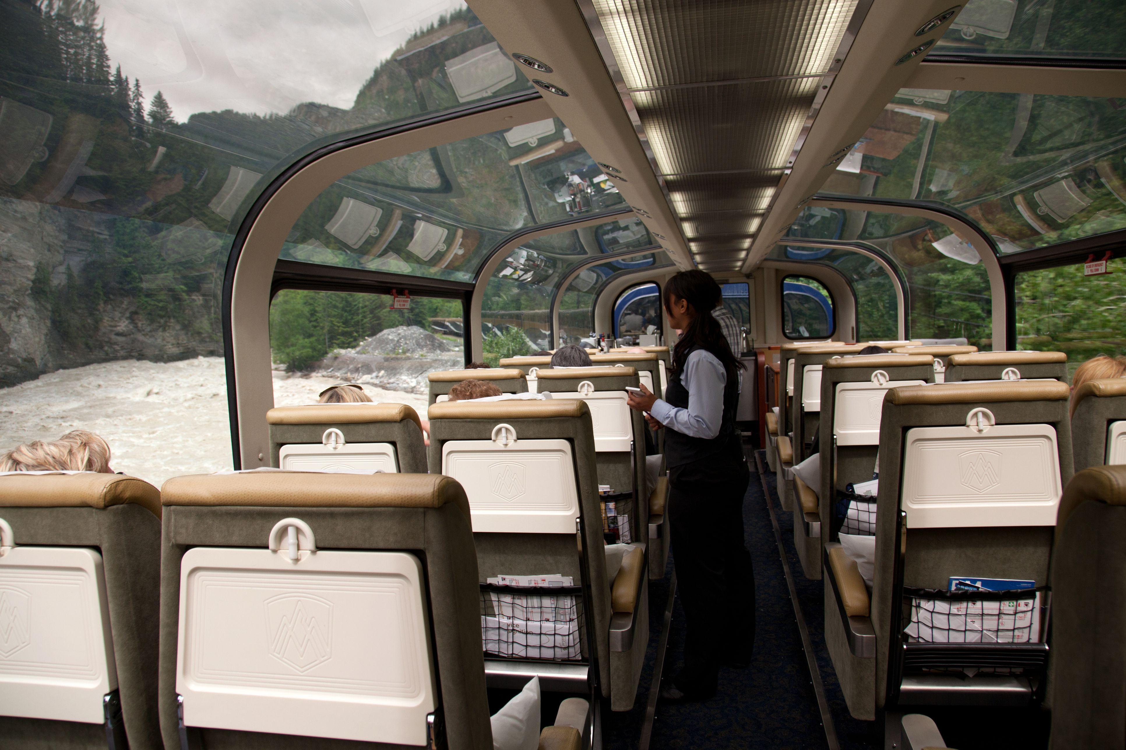 Scenic Train Trips Worth Taking Across Canada