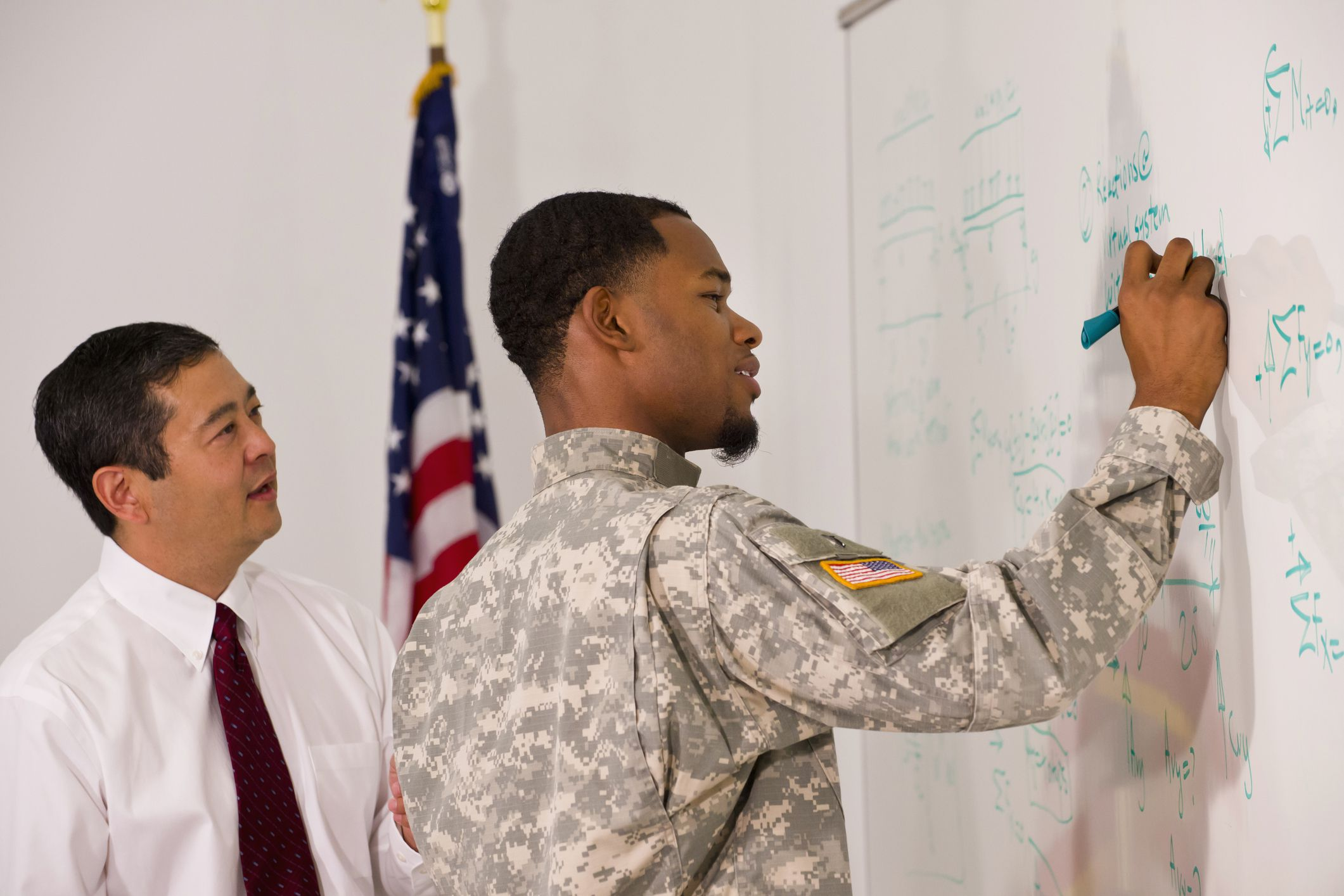 learn about tuition assistance in the military
