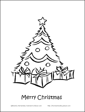 Christmas Printables  Worksheets and Coloring Pages