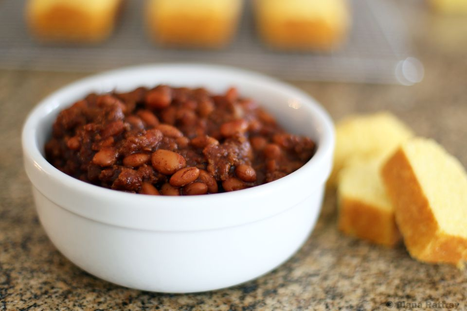 Spicy Ground Beef and Bean Chili