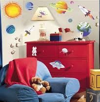 Create a Space-Themed Kid\'s Room