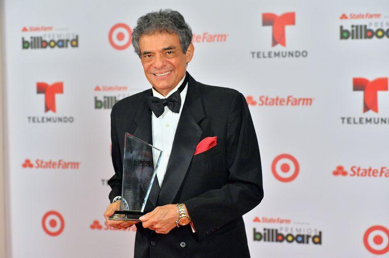 Jose Jose at 2013 Billboard Latin Music Awards