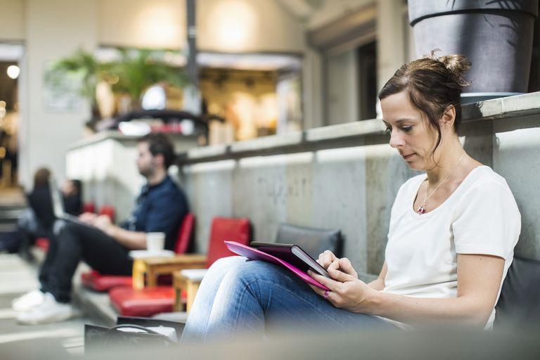 Wi-Fi at Cafe