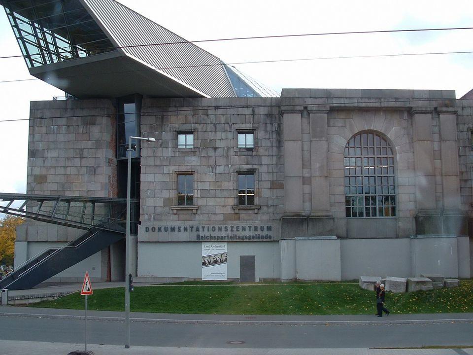 Documentation Center - Former Nazi Party Rally Grounds - Nuremberg, Germany