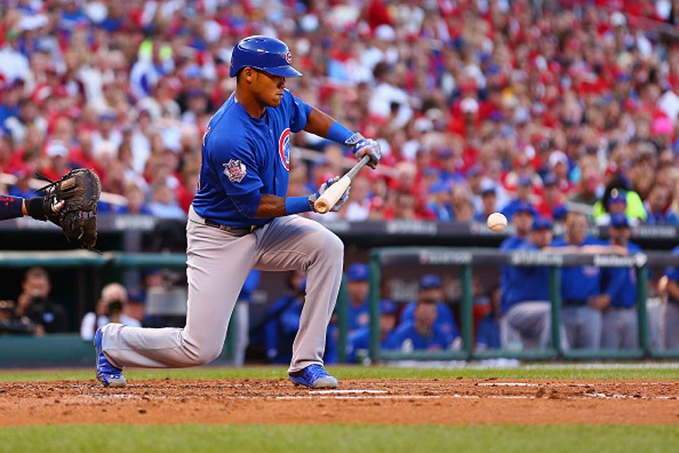 Addison Russell, Chicago Cubs, Second Base