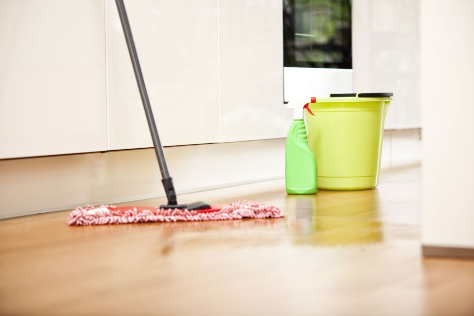 Mop and cleaning products