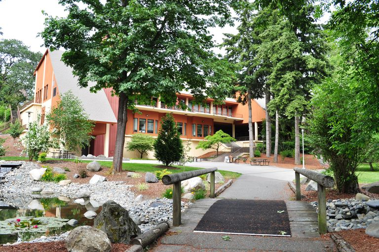 Anderson University Center at Pacific Lutheran University