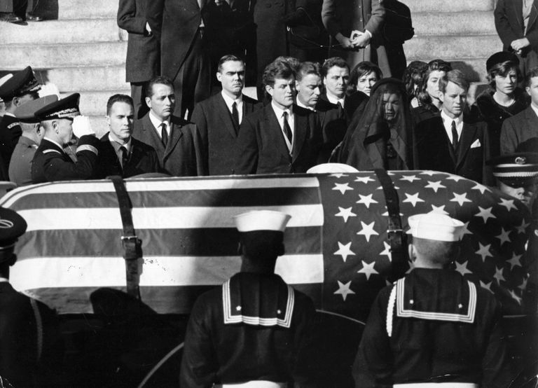 the misconception on the assassination of president john f kennedy Hundreds more jfk documents released more secret government documents related to the assassination of president john f kennedy have been released by the national archives.