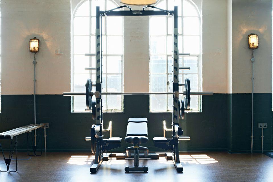 Shoreditch House Gym