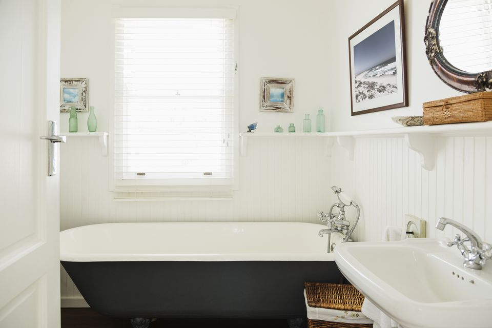 Feng Shui Bad feng shui tips for a bathroom facing the front door