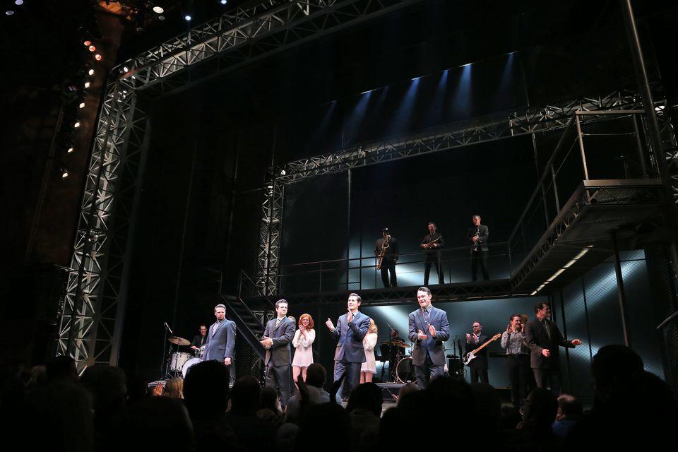 Broadway performance
