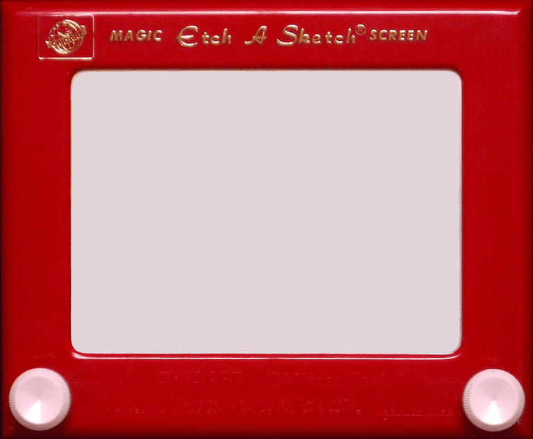 An Etch a Sketch contains materials that may be used to make thermite.
