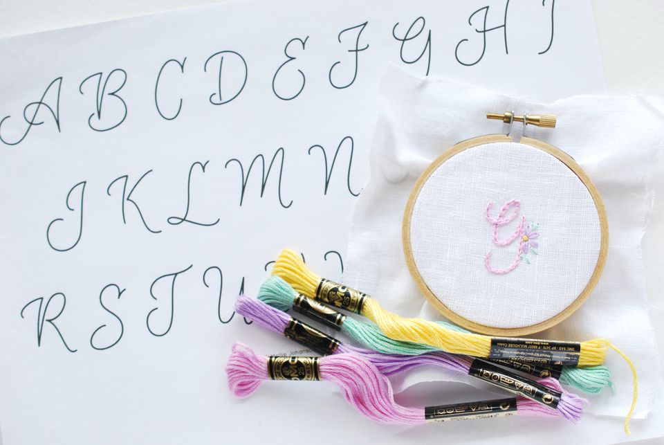 Free embroidery letters pattern monogram patterns spiritdancerdesigns Choice Image