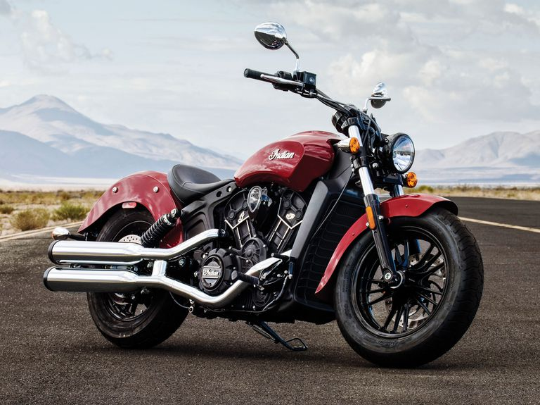 The 2016 Indian Scout Sixty