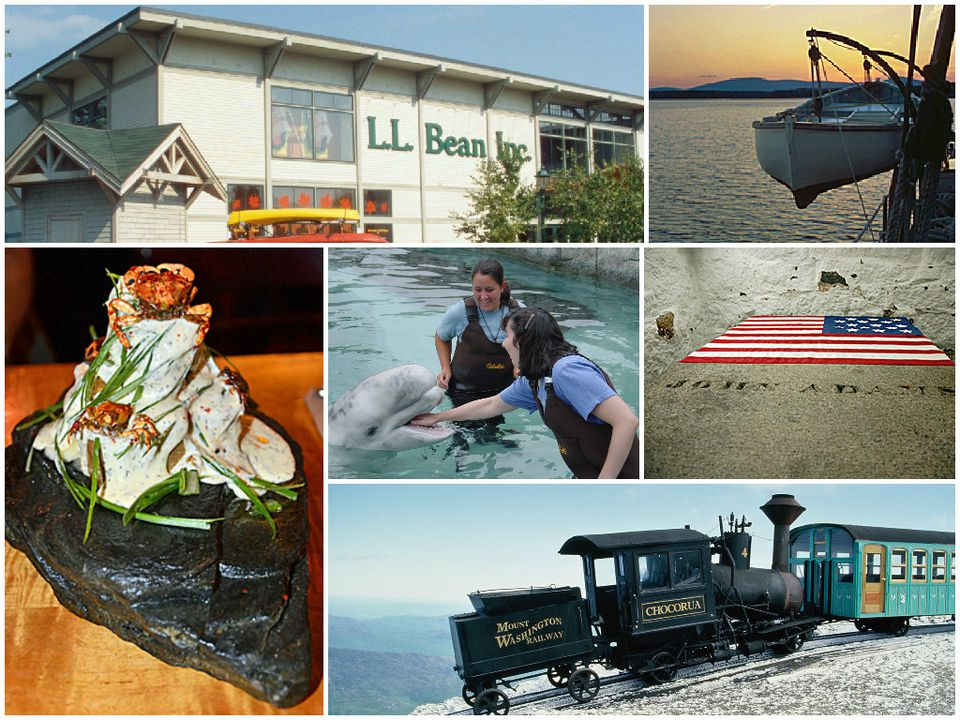 Cool Things To Do in New England